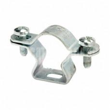 'Стальной хомут 63-2'' мм, оцинкованная сталь' DKC (6040-60) кратно 20шт