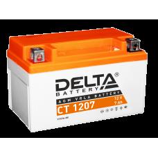 Аккумулятор 12В 7 А/ч (CT 1207)