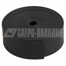 Термоусаживаемая лента с клеевым слоем REXANT ТЛ-0,8 25 мм черная 5 метров (48-9006)