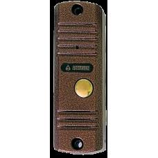 Вызывная аудиопанель AVC-105V Медь (с видео-модулем)