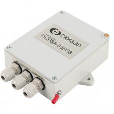 Извещатель охранный периметровый трибоэлектрический Гюрза-035ПЗ исполнение 1 код ОКПД2 26.30.50.143 (Росатом)