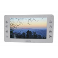 Монитор видеодомофона AT-VD 750C WH (= QM-750C)