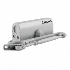 Доводчик дверной ISP 430 (серебро)