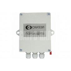 Блок обработки сигналов извещателя Гюрза-027ПЗ