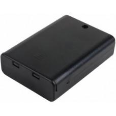 Батарейный отсек 3 х АА (с проводами, закрытый) (16-0825-9)